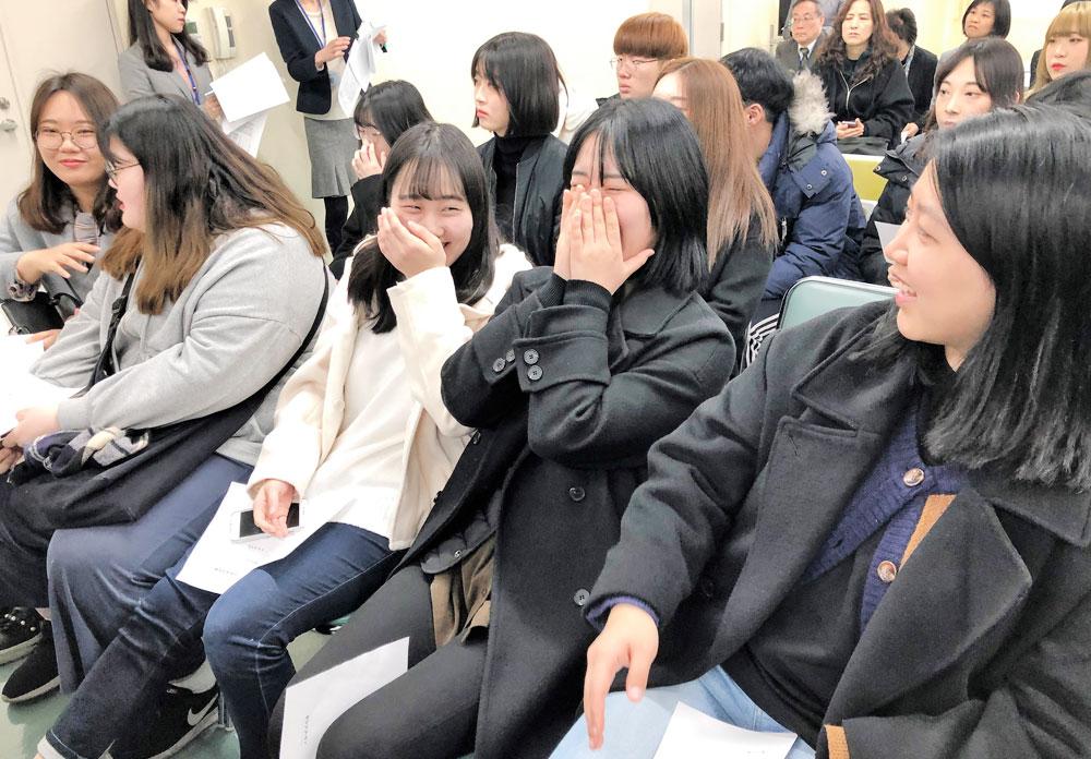 2019년 동경갤럭시 일본어학교 겨울학기 입학식