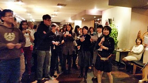 2014 크리스마스 파티 노래대항전