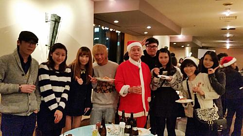 2014 크리스마스 파티 산타