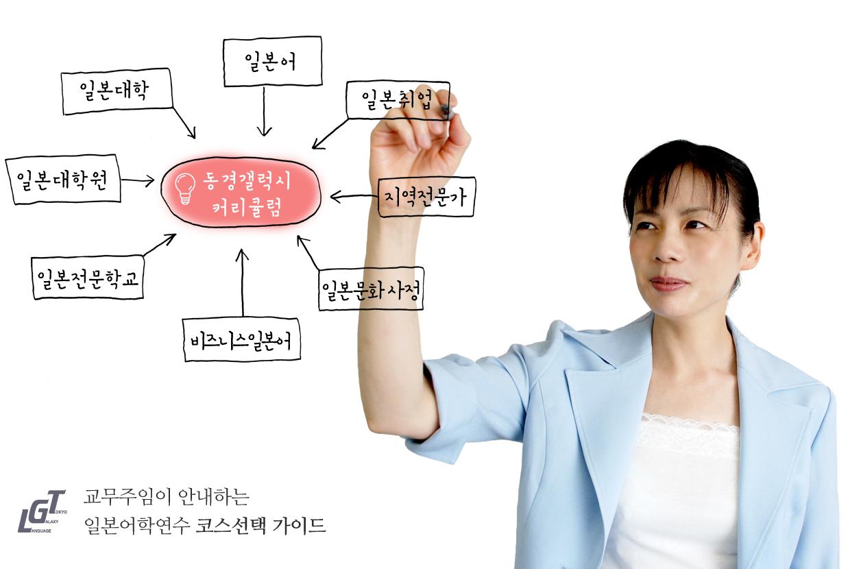 동경갤럭시일본어학교 코스선택 가이드