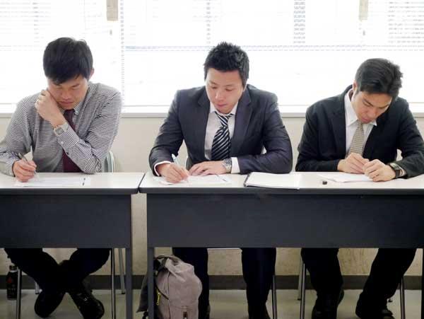 비즈니스일본어클래스 졸업 후 입본취업 재학생 후기