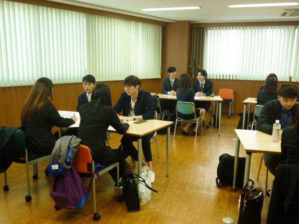 비즈니스일본어클래스 재학생 일본 건축업계 취업 후기