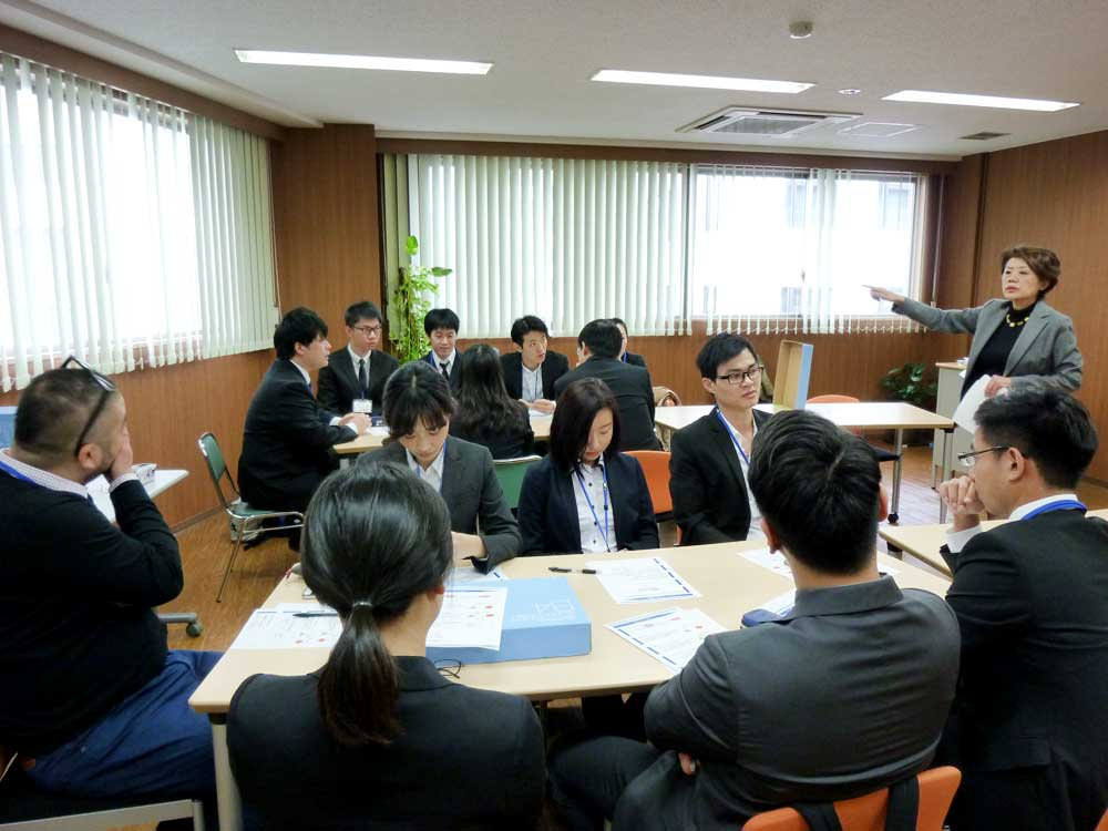 비즈니스일본어클래스 재학생 일본 대기업 취업 성공 후기