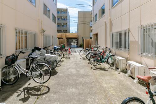 자전거 거치대
