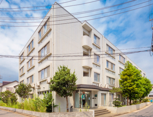 히가시후나바시 학생회관