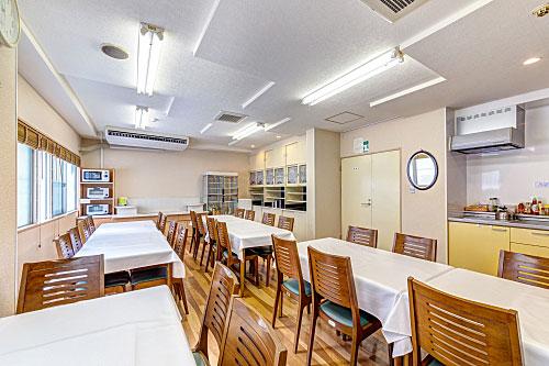 교리츠 나카카사이 식당
