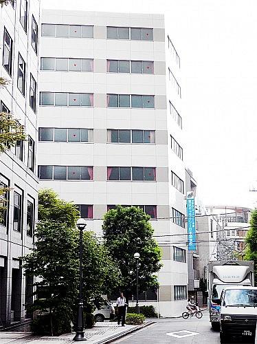 동경갤럭시일본어학교 신교사