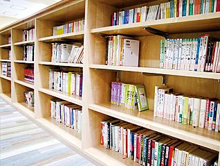 동경갤럭시 도서실