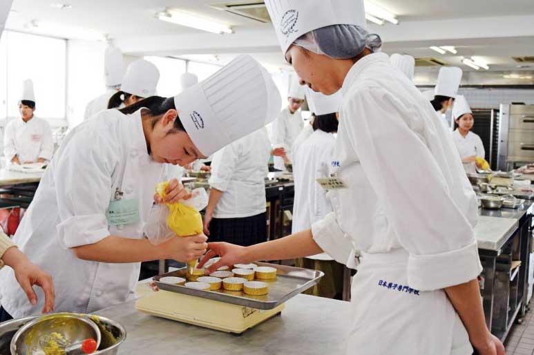 일본과자전문학교 합격 후기