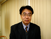 Instructor(Science Subjects) Taki Shosuke