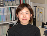 Instructor Ohashi Yumi