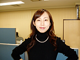 Vice-head of Academic Affairs Kaida Yukiko
