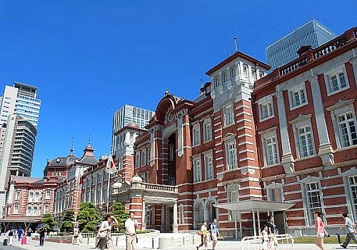 도쿄역 마루노우치 출구