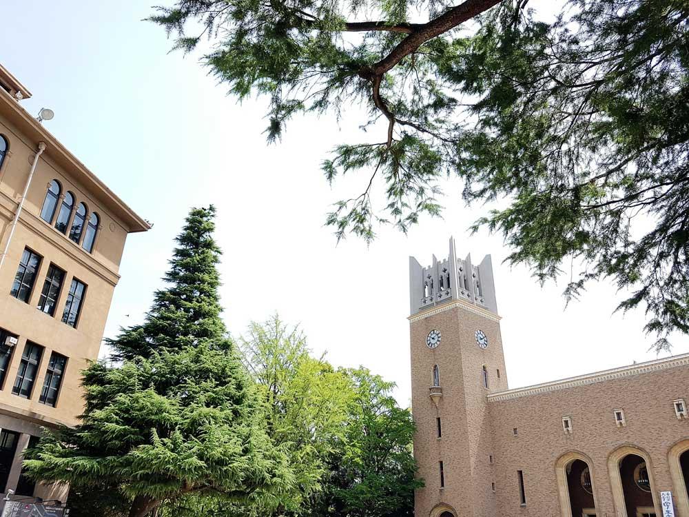 와세다대학 문화구상학부 합격생 어머님 후기